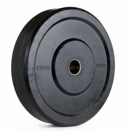 Bumper vikter svarta (50 mm Ø)