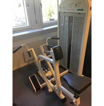Seated Row 105 kg, Image Europa (Reebok)